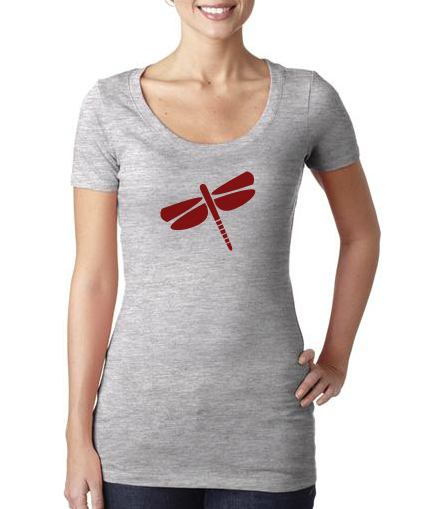 DragonflyÖ Scoop Neck Shirt by Dragonfly