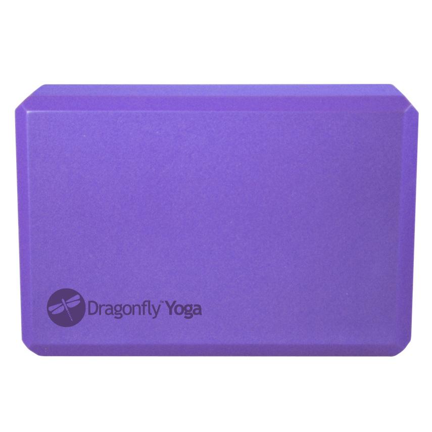 Dragonfly 3″ Foam Yoga Block by Dragonfly