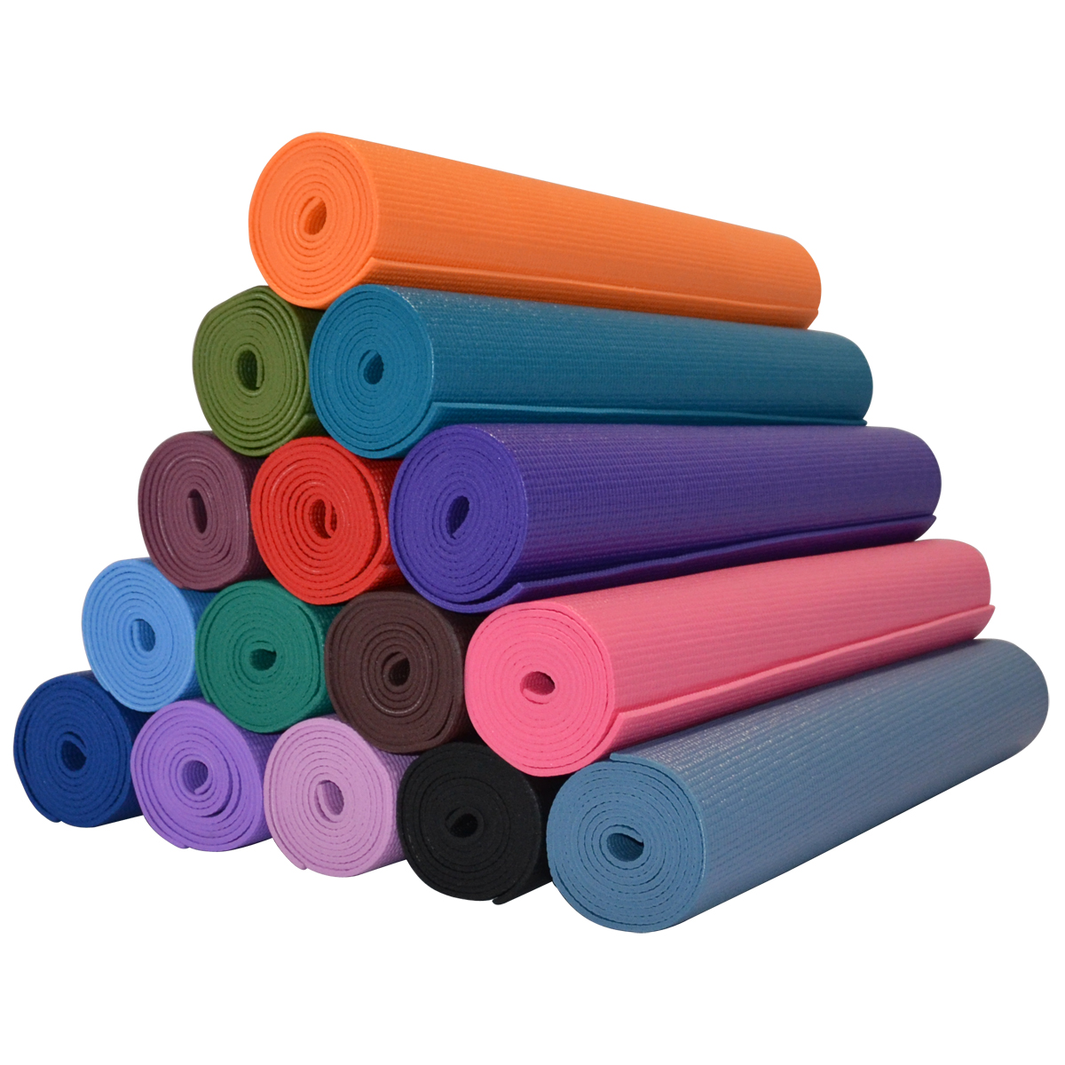 Yoga Mat 1/8″ (24 x 68″) by Yoga Direct