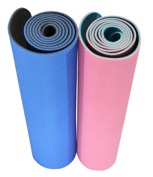BOGO Yoga Direct 5mm TPE Eco-Conscious Yoga Mat by YogaDirect, LLC