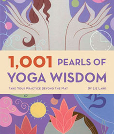 1001 Pearls of Yoga Wisdom by Chronicle Books