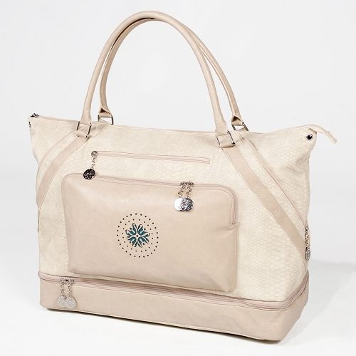 One Bag One Life: Aaron Python Tote by One Bag One Life