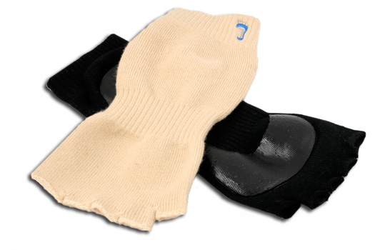 Yoga Natural Stick-e Socks by Sticke-Products LLC