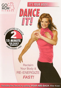 Go Mom Fitness: Dance It (DVD) by BayView