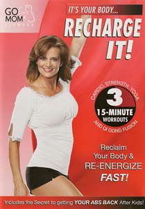 Go Mom Fitness: Recharge It (DVD) by BayView