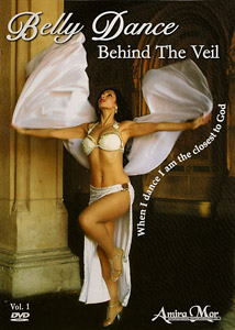 Amira Mor: Belly Dance Behind the Veil (DVD) by BayView