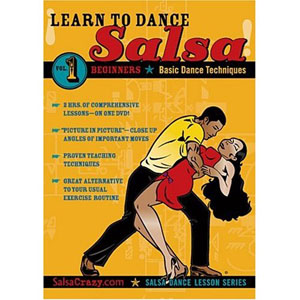 Learn To Salsa Dance, Volume 1. Salsa Dancing Guide For Beginners (DVD) by BayView