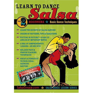 Learn To Salsa Dance, Volume 2. Salsa Dancing Guide For Beginners (DVD) by BayView