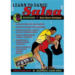Learn To Salsa Dance, Volume 3. Salsa Dancing Guide For Beginners (DVD) by BayView