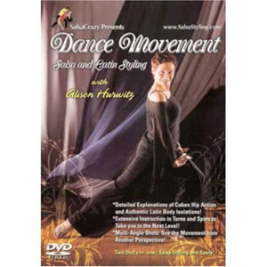 Dance Movement: Salsa And Latin Styling (DVD)