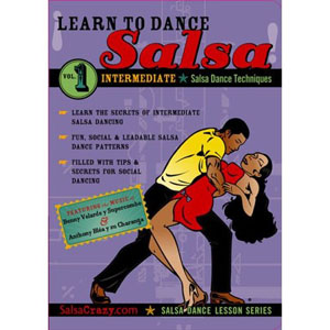 Learn To Dance Salsa Vol. 1 Intermediate (DVD) by BayView
