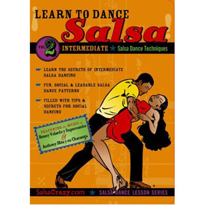 Learn To Dance Salsa Vol. 2 Intermediate (DVD) by BayView