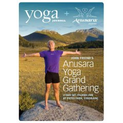 Yoga Journal: John Friends Anusara Yoga Grand Gathering (3 DVDs)