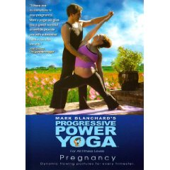 Mark Blanchard's Progressive Power Yoga: Prenatal Pregnancy Routines (DVD) by BayView