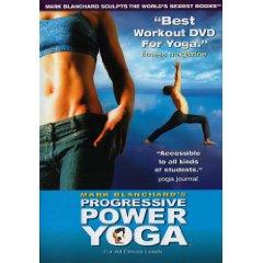 Mark Blanchards Progressive Power Yoga Vol.1 (DVD) by BayView