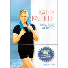 Kathy Kaehler Total Body Workout: 6 Ten Minute Workouts (DVD)