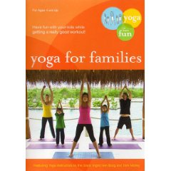 Yoga for Families: Connect With Your Kids (DVD) by BayView