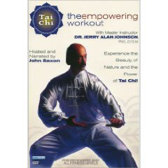 Tai Chi: The Empowering Workout with Dr. Jerry Alan Johnson (DVD) by BayView