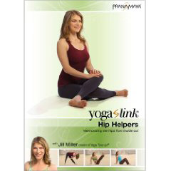 Yoga Link: Hip Helpers with Jill Miller (DVD) by BayView