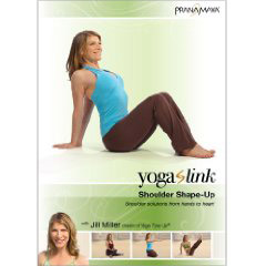 Yoga Link: Shoulder Shape-Up with Jill Miller (DVD) by BayView
