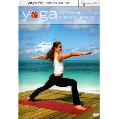 Yoga for Tennis Elbow and Bad Knees With Anastasia (DVD) by BayView