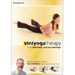 Viniyoga Yoga Therapy for The Low Back, Sacrum and Hips with Gary Kraftsow (DVD) by BayView