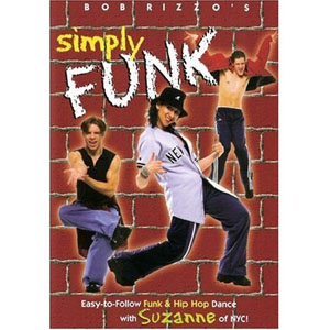 Simply Hip Hop And Funk For Beginners (DVD)
