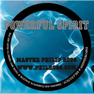 Powerful Spirit: Empowerment and Meditation - Phil Ross CD