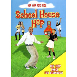 Hip Hop For Kids: School House Hop (DVD) by BayView