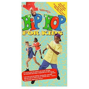 Hip Hop For Kids 1 (DVD) by BayView
