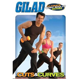 Gilad: Ultimate Body Sculpt – Cuts And Curves (DVD) by BayView