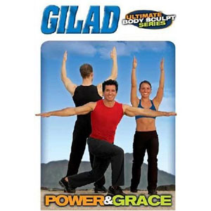 Gilad: Ultimate Body Sculpt – Power And Grace (DVD) by BayView