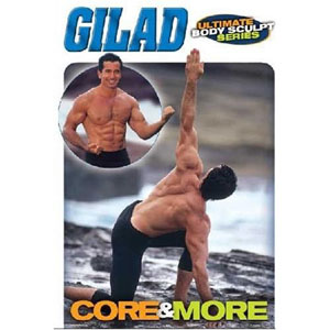 Gilad: Ultimate Body Sculpt – Core And More (DVD) by BayView