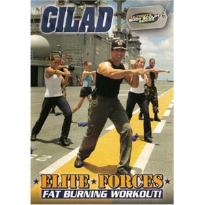 Gilad: Elite Forces Fat Burning Workout (DVD) by BayView