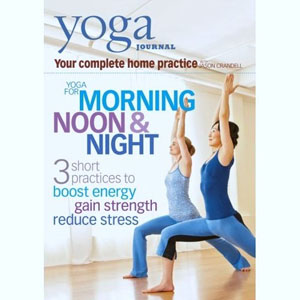 Yoga Journal: Yoga For Morning, Noon and Night (DVD) by BayView