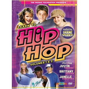 Learn To Hip Hop Vol.1 And 2 (DVD) by BayView
