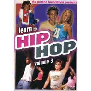 Learn To Hip Hop Vol. 3 (DVD) by BayView