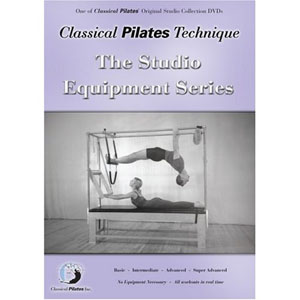 Classical Pilates Technique: The Studio Equipment Series (DVD)