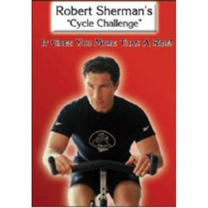 Cycle Challenge With Robert Sherman (DVD) by BayView