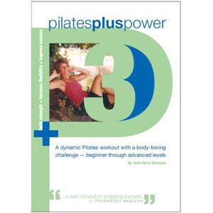 Pilates Plus Power: P3 W/ Jodi Stern Brennan (DVD) by BayView