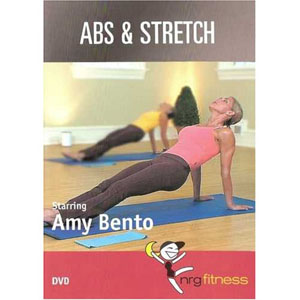 Abs and Stretch With Amy Bento (DVD) by BayView
