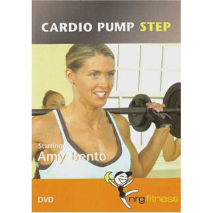 Cardio Pump Step With Amy Bento (DVD) by BayView