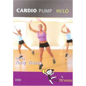 Cardio Pump Hi-Lo With Amy Bento (DVD) by BayView