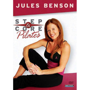 Step and Core Pilates With Jules Benson (DVD)