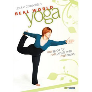 Real World Yoga: Real People With Real Bodies With Jackie Camborde (DVD) by BayView