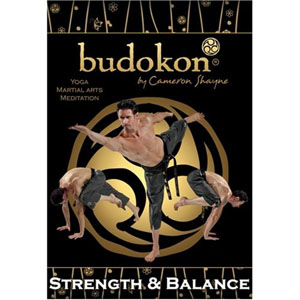 Budokon: Strength and Balance Yoga (DVD) by BayView