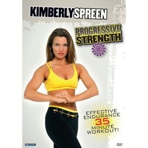 Kimberly Spreen: Progressive Strength (DVD)