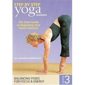 Yoga Journal: Beginning Yoga Step By Step Session 3 (DVD) by BayView
