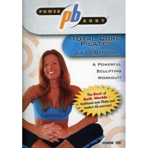 Power Body: Total Core Pilates With Jules Benson (DVD) by BayView