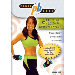Power Body: Fit To Dance Cardio Workout With Christi Taylor (DVD) by BayView